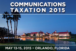 Communications Taxation 2015